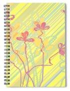 Fresh And Frisky Spiral Notebook