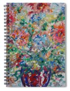 Fresh Bouquet Spiral Notebook
