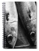 Fresh Catch Spiral Notebook