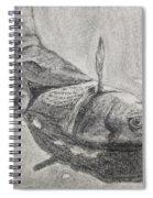 Fresh Catch Spiral Notebook