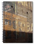 Fresh Crush Tobacco Spiral Notebook