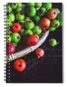 Fresh Figs Spiral Notebook