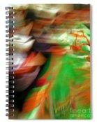 Fresh Light #2 Spiral Notebook