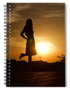 Fresh Start Spiral Notebook