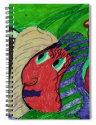 Fresh Vegetables Spiral Notebook