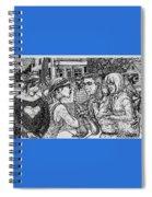 Friction Spiral Notebook
