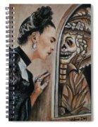 Frida Catrina Spiral Notebook