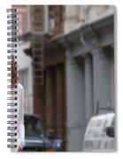 Frida Gustavsson Spiral Notebook