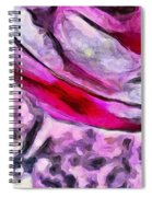 Friday Happy Hour  Spiral Notebook