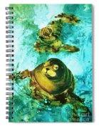 Friendly Persuasion Spiral Notebook