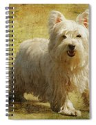 Friendly Smile Spiral Notebook