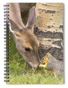 Friends Spiral Notebook