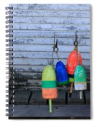 Friendship Color Spiral Notebook
