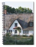 Friesian House Spiral Notebook