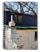 Frijole Ranch Guadalupe Mountains National Park Spiral Notebook
