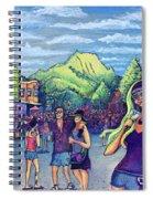 Frisco Bbq Festival 2017 Spiral Notebook