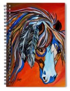 Frisco War Horse Spiral Notebook