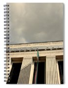Frist Center For The Visual Art In Nashville Tn Spiral Notebook