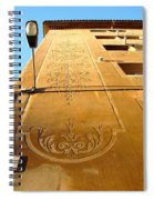 From Barcelona 1 Spiral Notebook