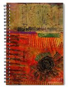 From Hot To Cold And Back Again Spiral Notebook