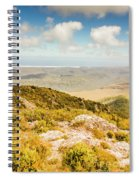 From Mountains To Seas Spiral Notebook