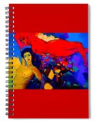 From My Passion Free Me Let Me Rest Spiral Notebook