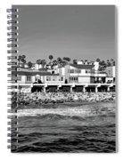 From Redondo Beach Pier Spiral Notebook