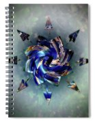 From Seeds Of Kaos Spiral Notebook