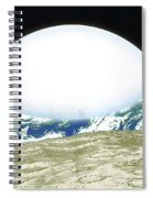From Space Spiral Notebook