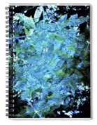 From The Glory Of Trees Abstract Spiral Notebook