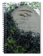 From The Grave No3 Spiral Notebook