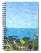 From The Shore Spiral Notebook