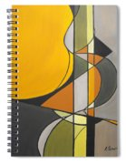 From Time To Time Spiral Notebook