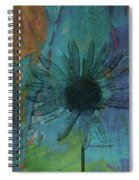 Front And Center Spiral Notebook
