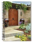Front Entrance 2  Spiral Notebook
