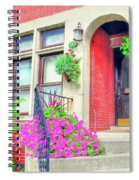 Front Entrance Spiral Notebook