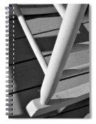 Front Porch Rocker Spiral Notebook