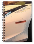 Front Quarter Spiral Notebook