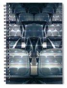 Front Stalls Spiral Notebook