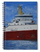 Frontenac Spiral Notebook