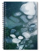 Frosted Bubbles Spiral Notebook
