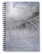Frosted Pane Spiral Notebook