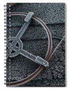 Frosted Tool Spiral Notebook