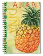 Froyo Pineapple Spiral Notebook