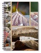 Frozen Dew Spiral Notebook