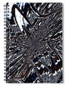 Frozen Dreams Spiral Notebook