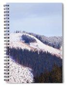 Frozen Valley 5 V2 Spiral Notebook