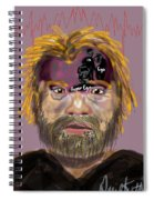 Fruedian Voices Spiral Notebook