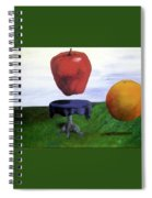 Fruit Assemblage Spiral Notebook
