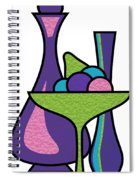 Fruit Compote Spiral Notebook